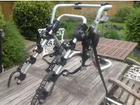 AVENIR 4 BIKE CYCLE CARRIER IN VERY GOOD CONDITION