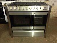 Belling 100 gas range cooker