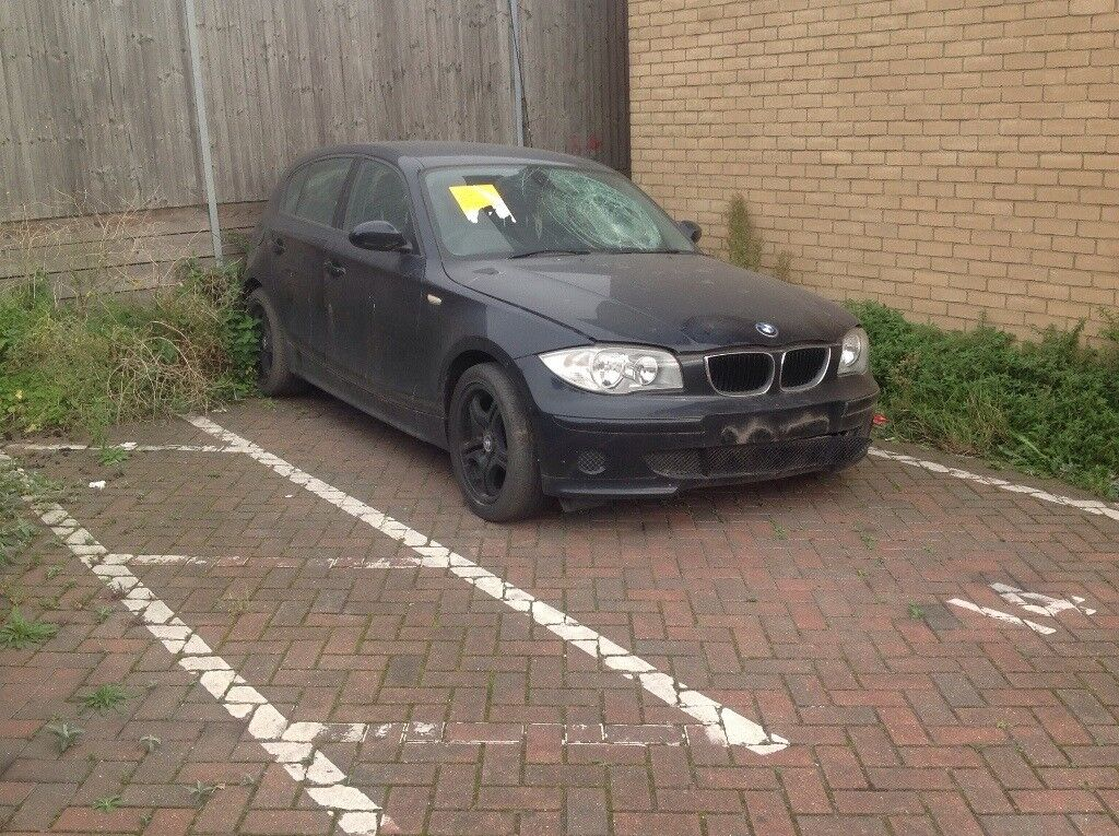 BMW 1series 116i 2006 breaking parts available