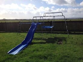 Climbing frame by TP Toys in great condition.