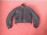 Frank Thomas motor bike jacket for petite lady