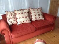 2 SOFAS AND CHAIR SET