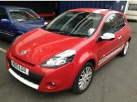 2010 special edition 1.2s Renault Clio ( only 50000 miles)