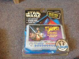 Star Wars jar jar Binks/ quiz wizz