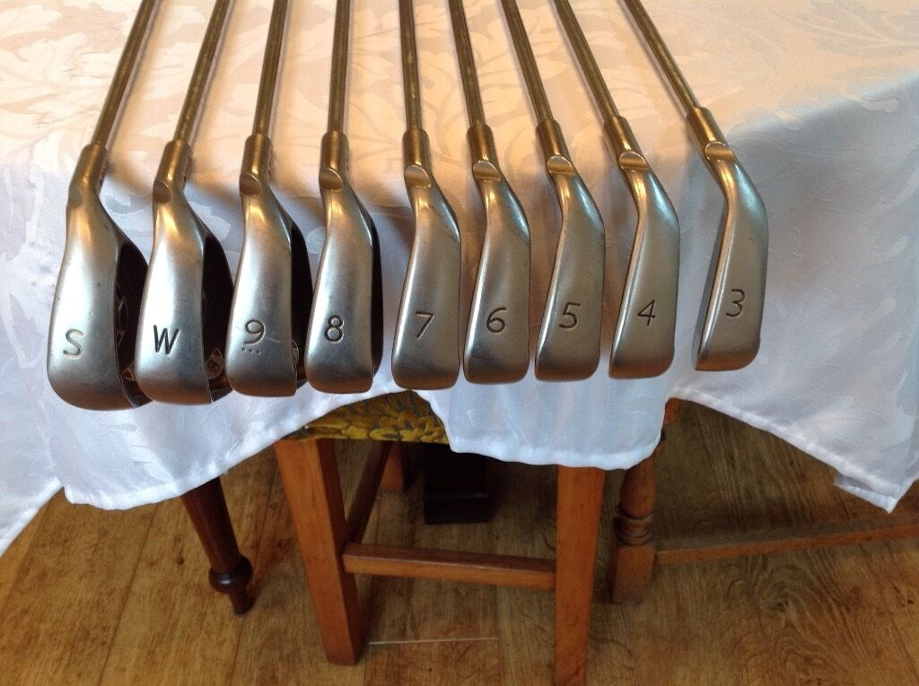 Ping G10 clubs 3-SW