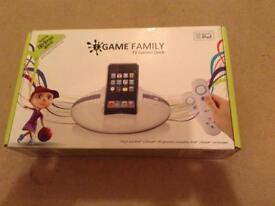 TV games dock iGAME
