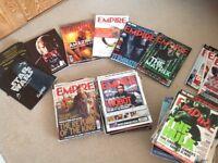 Empire Magazines movie magazines