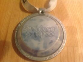 Olympics Sochi Opening Ceremony Participants Medal
