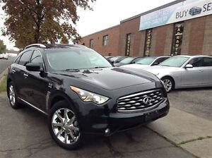 2009 Infiniti FX50 V8 ENDURANCE | NAVI | 360 CAMERA | TV-DVD