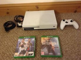 Xbox One, 2 games 1 controller