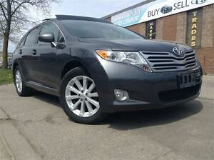 2011 Toyota Venza 4 CYL AWD | PANO ROOF | LEATHER | RV CAMERA