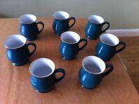 Denby Greenwich Craftsmen's mugs £5 each