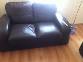 2 seater sofa and 3 seater sofa £100