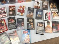 Collection of Vhs video mixed range including Disney and Star Wars