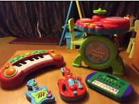 musical instruments (toddler/preschool)