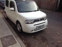 Nissan Cube 2010 model 1.6 engine service history
