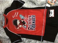 Boys or girls Dennis the Menace pyjamas age 4-5 from Mothercare- unworn with tags