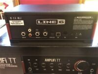 Line 6 Amplifi TT. Table top guitar amp + multi effects unit with bluetooth