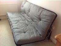 For sale. Double bed settee. Used only once.