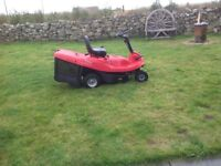 MOUNTFIELD PETROL RIDE ON LAWNMOWER