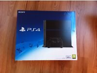 PS4 Brand New & Sealed!
