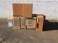 Jtc calvados 8 unit kitchen. Never been used