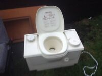 Thereford cassette toilet
