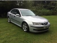 2005/55 SAAB 93 VECTOR 1.9 TID 4 DR DIESEL LEATHER