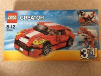 Lego Creator 3 in 1 Plane/ Car/ Dinosaur