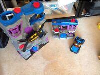 batman imaginext bundle