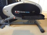Cross trainer hardly used