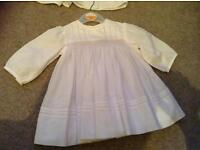 Baby girl 6month Sarah Louise dress