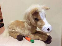 I Love Ponies, Honey Interactive Baby Pony