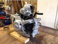 Ducati 1995 M600 Monster engine.
