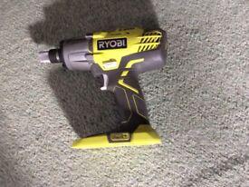 RYOBI Three speed impact wrench