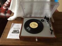 Great Retro Turn Table to play those lovely record collections