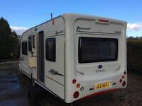 Elddis Avente 505 touring caravan ( 5berth) 2007