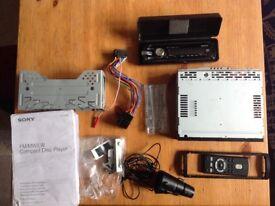 Sony Car Stereo CDX GT-530UI