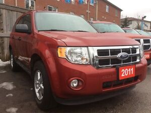 2011 Ford Escape XLT 116K LOADED All Power Opts Leather Alloys