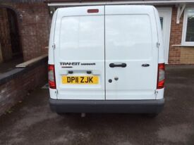 Ford transit connect 2011 T220