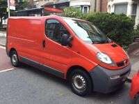 Vauxhall Vivaro 1.9 Diesel 06 Reg SWB Side Loading Door