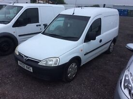 Vauxhall combo 17 diesel immaculate condion no vat