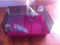 Hamster cage etc