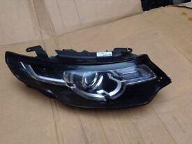 Land Rover discovery 2015-2017 o/s headlamp headlight £80