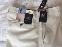 Chaps Chino trousers size 36x32 brand new
