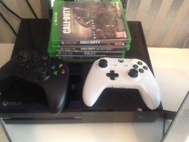 Xbox one +accessories
