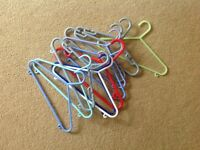 Children's coat hangers