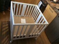 Babyden Karla wooden playpen/ cot