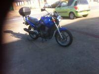 HONDA CB500 1998 21,000 MILES