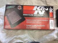 K and N Air Filer